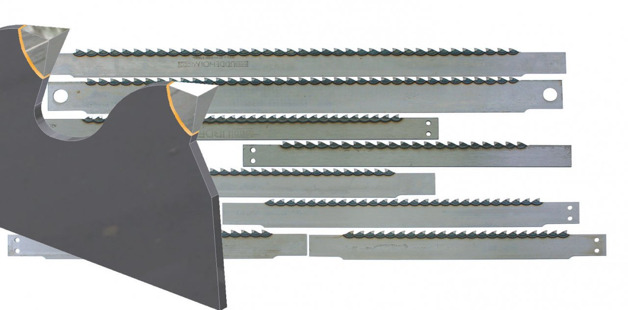 Carbide Saw Blades - HM / TCT